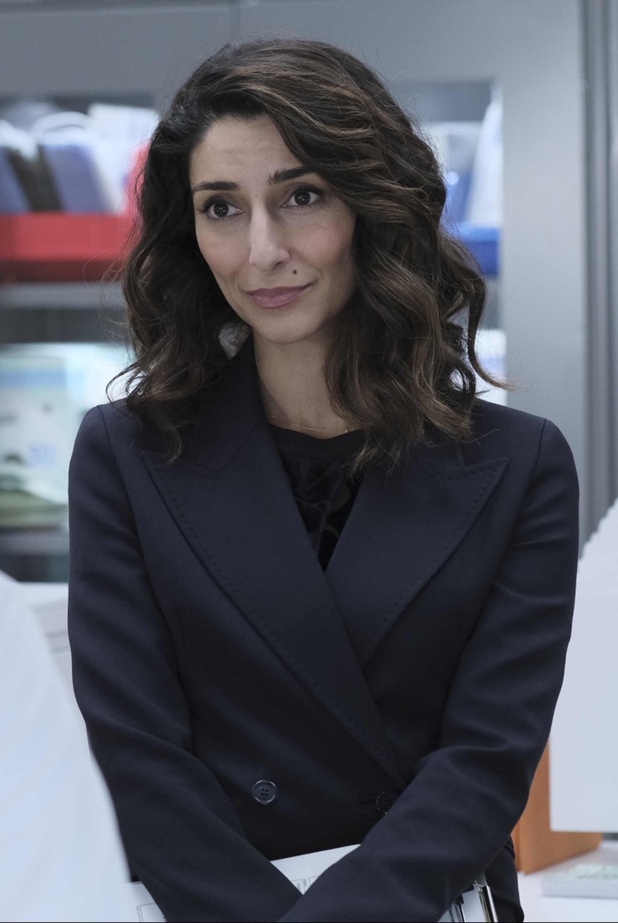 Necar Zadegan Necar Zadegan new photo