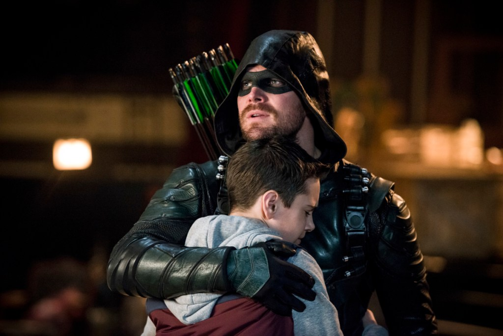 "Arrow -- ""The Devil's Greatest Trick"""
