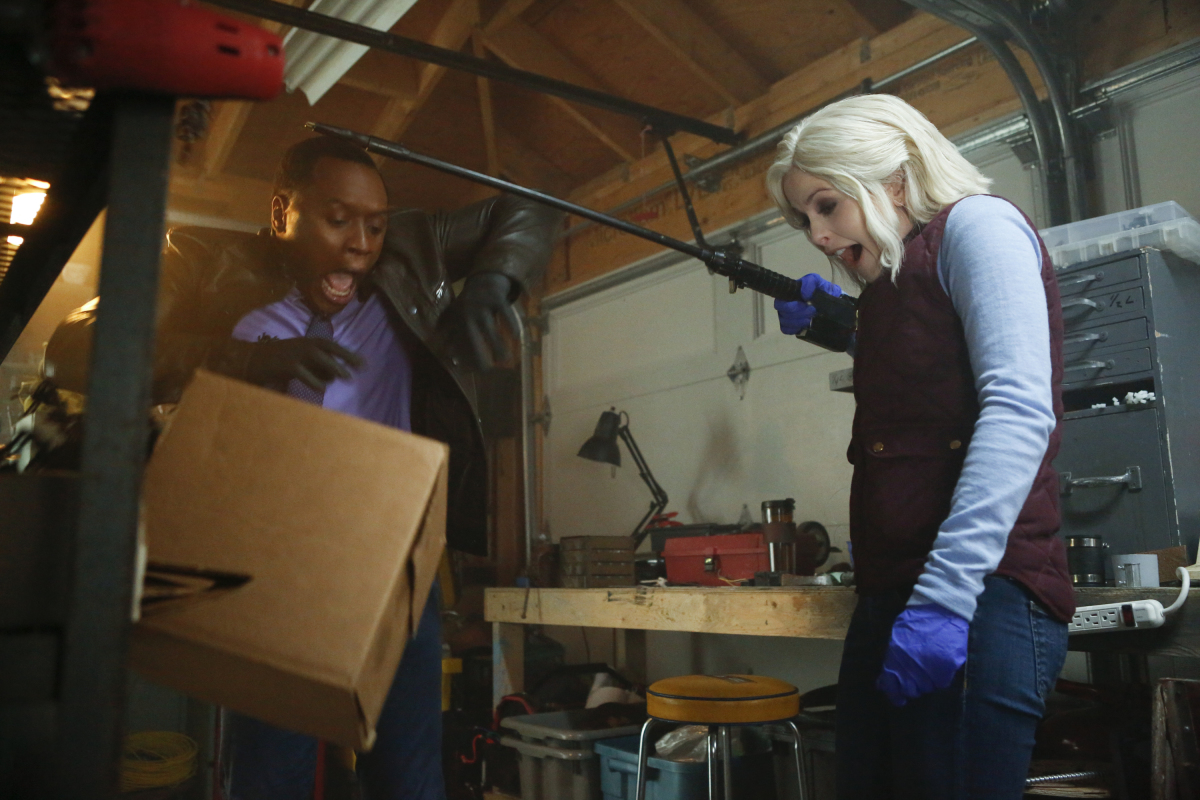 15 Funniest Moments from iZombie Season 3