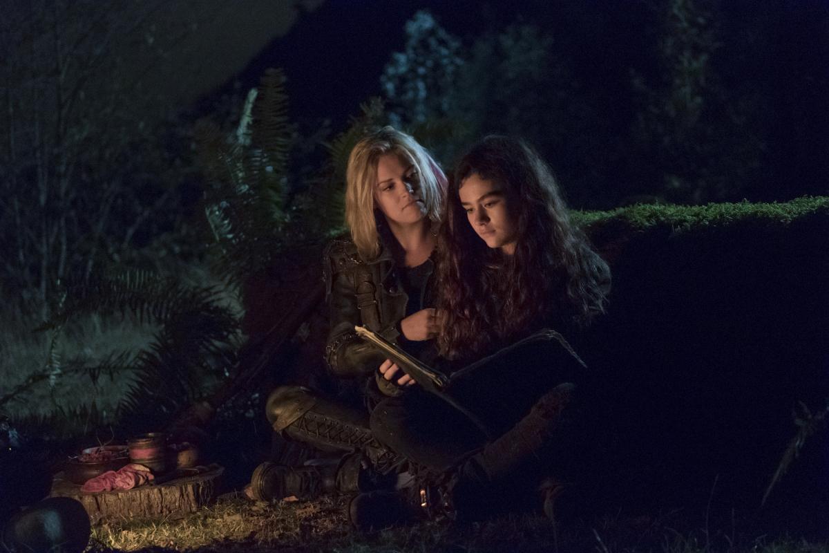 The 100 Review: Eden (Season 5 Episode 1)