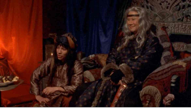 Stargate SG-1 – Emancipation – Season 1 Episode 4 – Abu and His Father