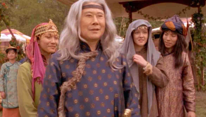 Stargate SG-1 – Emancipation – Season 1 Episode 4 – Emancipation