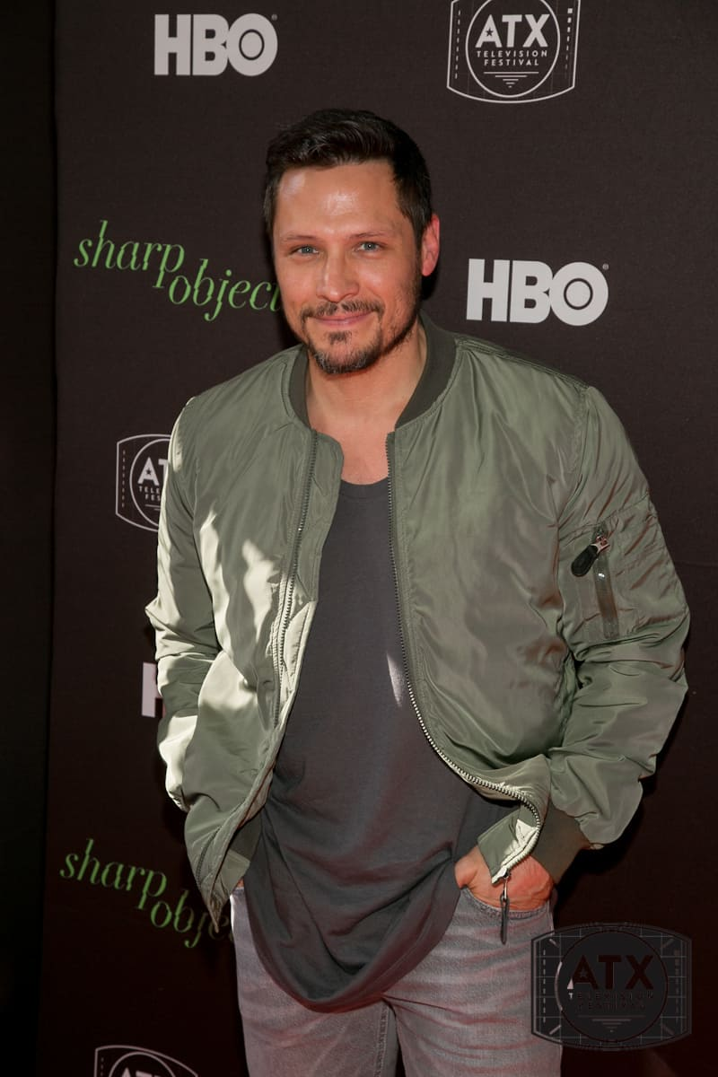 Nick Wechsler - ATX Television Festival Opening Night Red Carpet 2018
