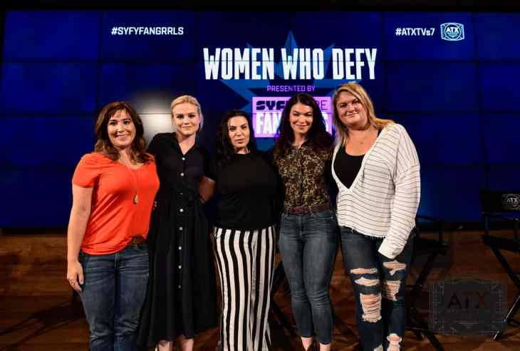 Women Who Defy Panel ATX Television Festival