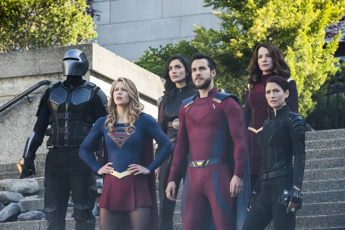 Supergirl Review: Battles Lost and Won (Season 3 Episode 23)
