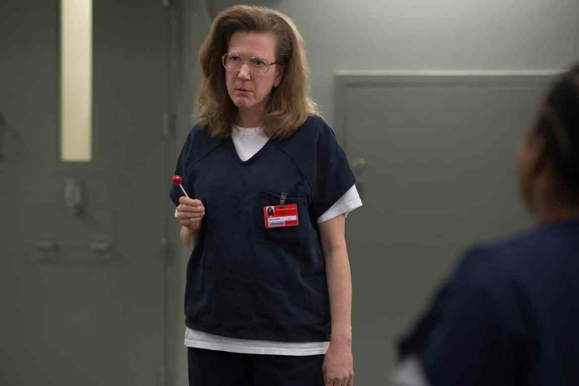Orange is the New Black - Henny Russell as Carol