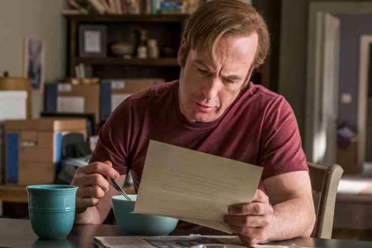 Better Call Saul Season 4 Episode 3 - Bob Odenkirk as Jimmy McGill