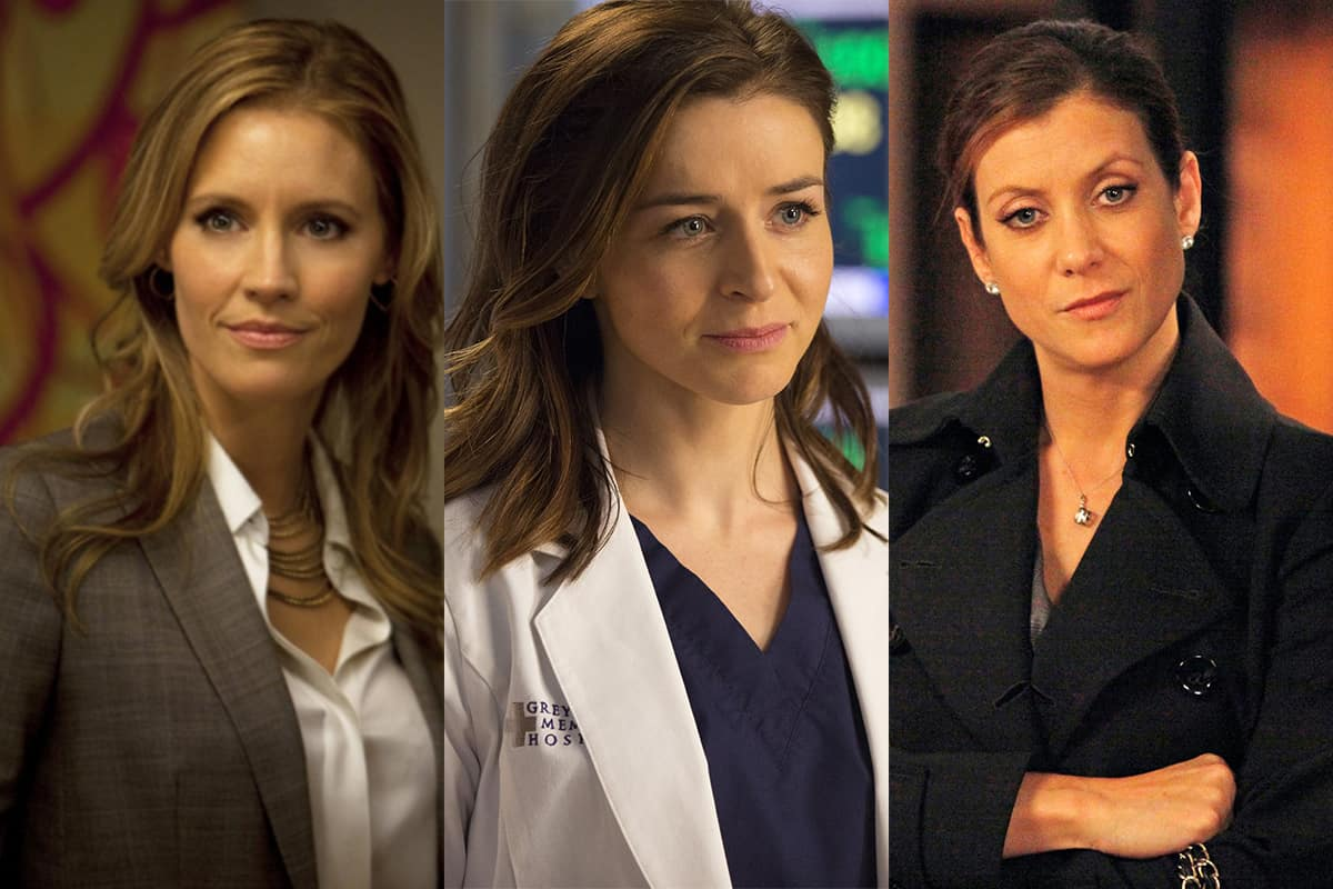 on sale 44faa b3ddc Charlotte on Private Practice  Amelia on Grey s Anatomy  Addison on Private  Practice  ABC