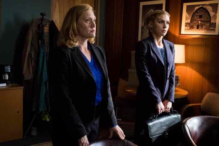 Better Call Saul Season 4 Episode 8 - Julie Pearl as ADA Suzanne Ericsen, Rhea Seehorn as Kim Wexler