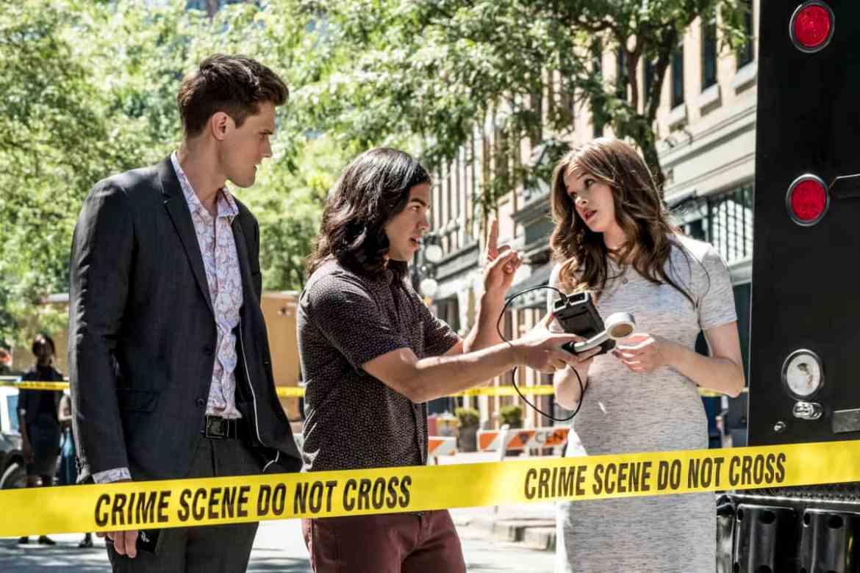 "The Flash Season 5 Episode 1 - ""Nora"""