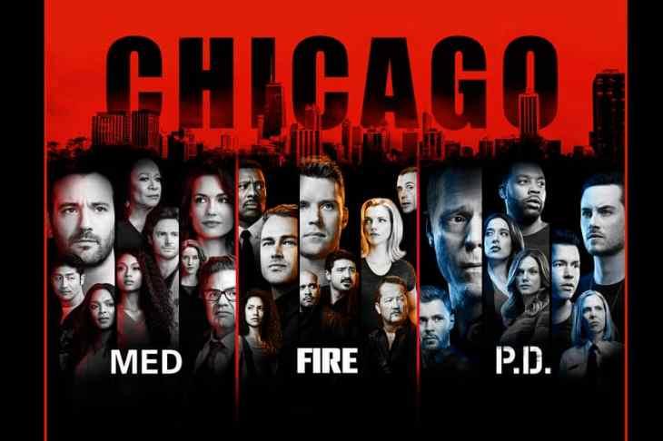 One Chicago Key Art - Season 2018