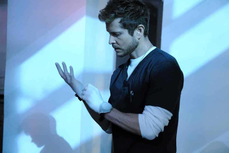 The Resident Season 2 Episode 1 - Matt Czuchry as Conrad Hawkins