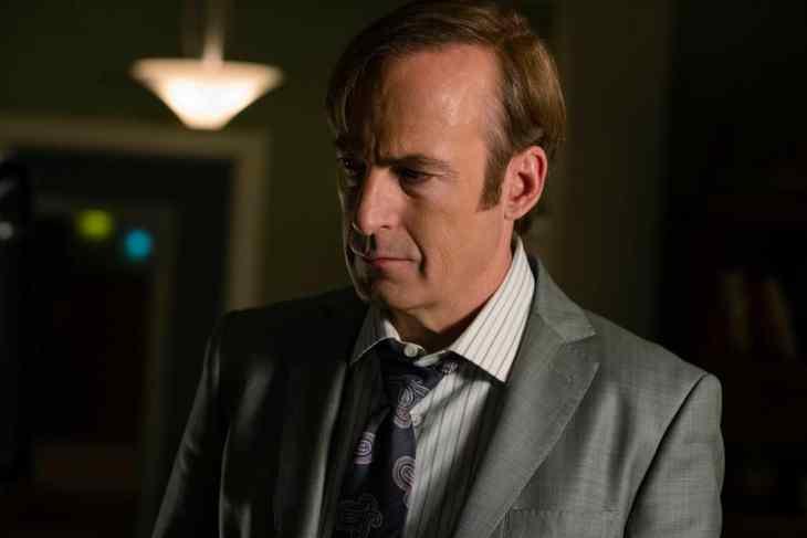 Bob Odenkirk as Jimmy McGill- Better Call Saul Season 4 Episode 10