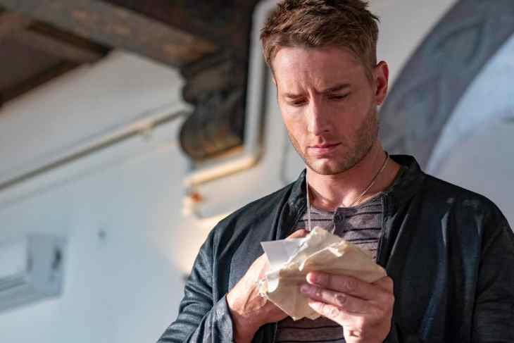 This Is Us Season 3 Episode 5 - Justin Hartley as Kevin Pearson