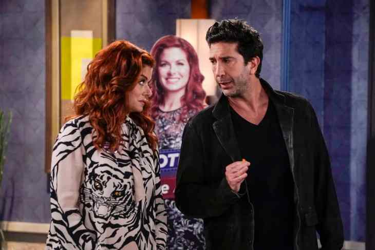 "Will and Grace - ""The West Side Curmudgeon"""