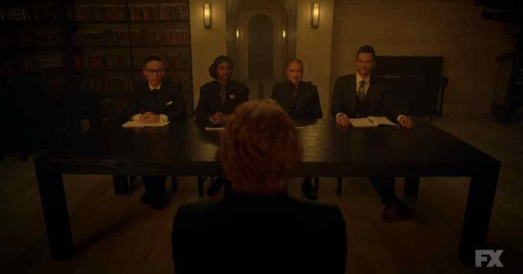 American Horror Story Season 8 Episode 4 (Credit: FX)