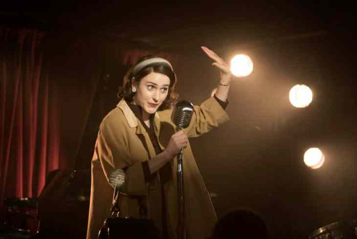 The Marvelous Mrs. Maisel Season 1 - Rachel Brosnahan as Midge Maisel