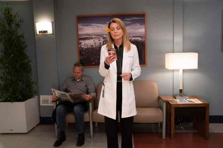 Grey's Anatomy Season 15 - Flowers Grow Out of My Grave - ELLEN POMPEO as Meredith Grey