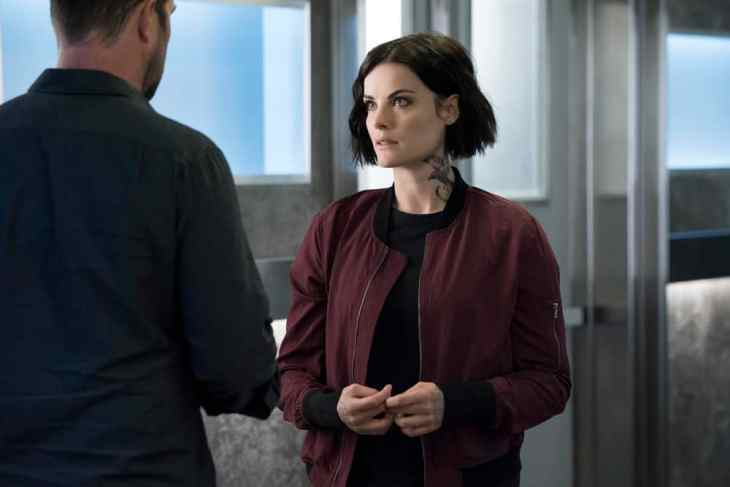 "Blindspot - Season 4 Episode 5 ""Naughty Monkey Kicks at Tree"""