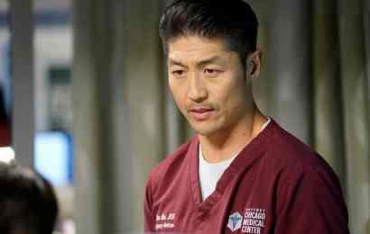 Chicago Med Season 4 Episode 9 - Brian Tee as Dr. Ethan Choi