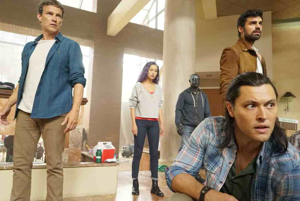 """The Gifted Season 2 Episode 6 - """"iMprint"""""""