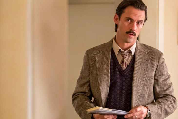 This Is Us Season 3 Episode 11 - Milo Ventimiglia as Jack