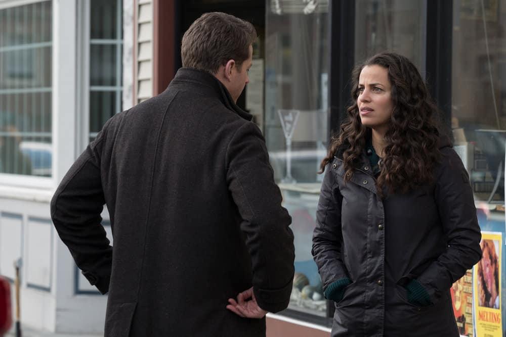 Manifest Season 1 Episode 12 - Josh Dallas as Ben Stone, Athena Karkanis as Grace Stone