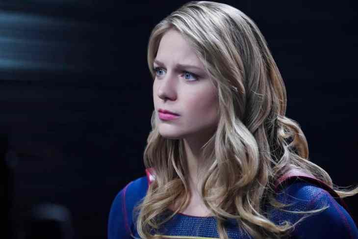 Supergirl Season 4 Episode 10 - Melissa Benoist as Kara/Supergirl