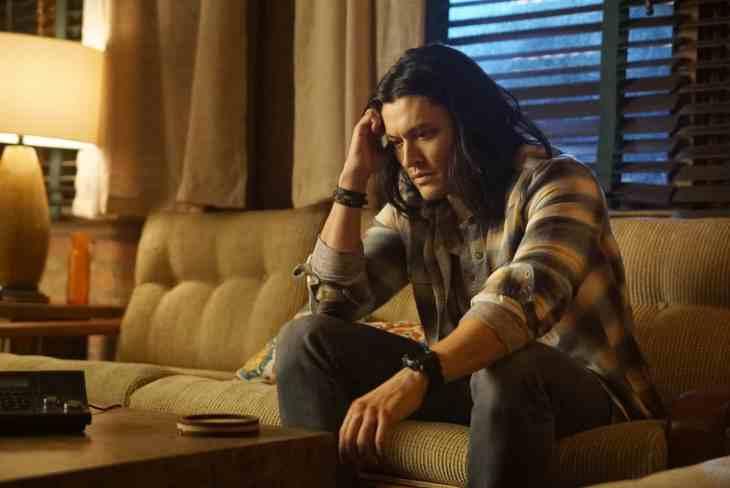The Gifted Season 2 Episode 15 - Blair Redford as John Proudstar / Thunderbird