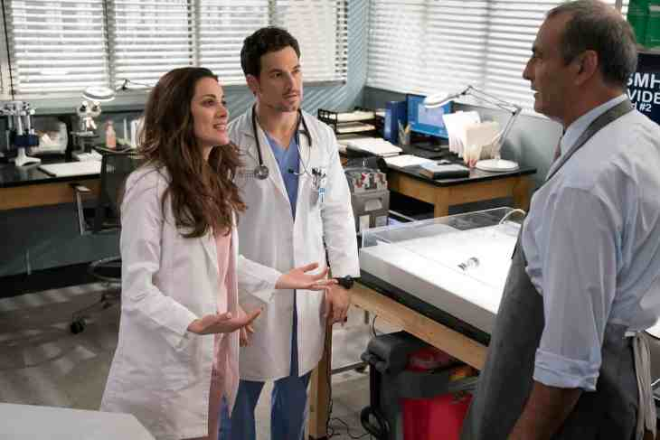 "Grey's Anatomy Season 15 Episode 17 ""And Dream of Sheep"""