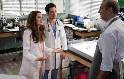 "Grey's Anatomy Season 15 Episode 17 ""And Dream of Sheep"""