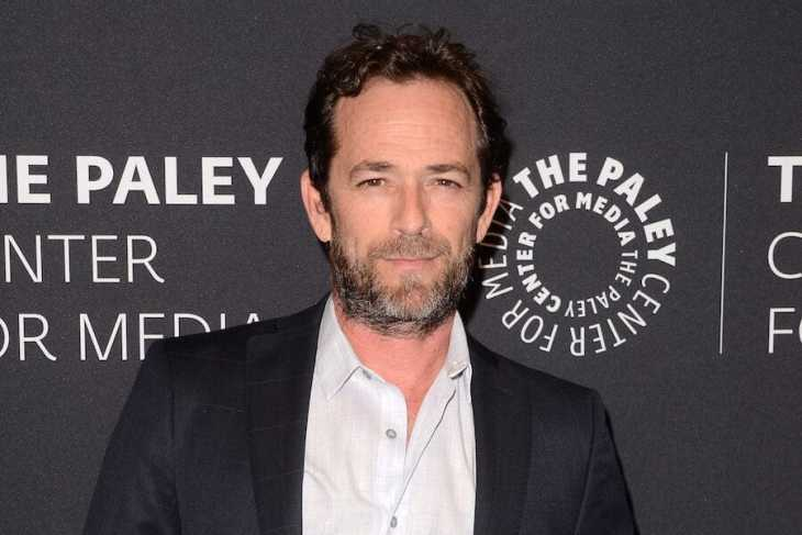 Luke Perry horizontal photo