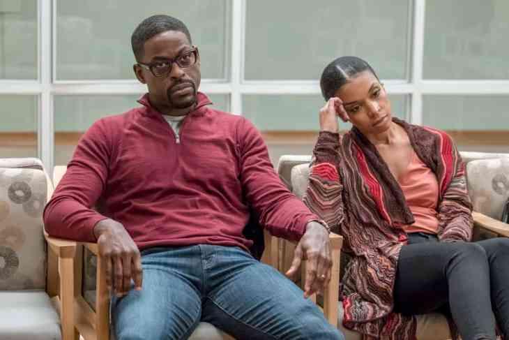 This Is Us Season 3 Episode 15 - Sterling K. Brown as Randall, Susan Kelechi Watson as Beth