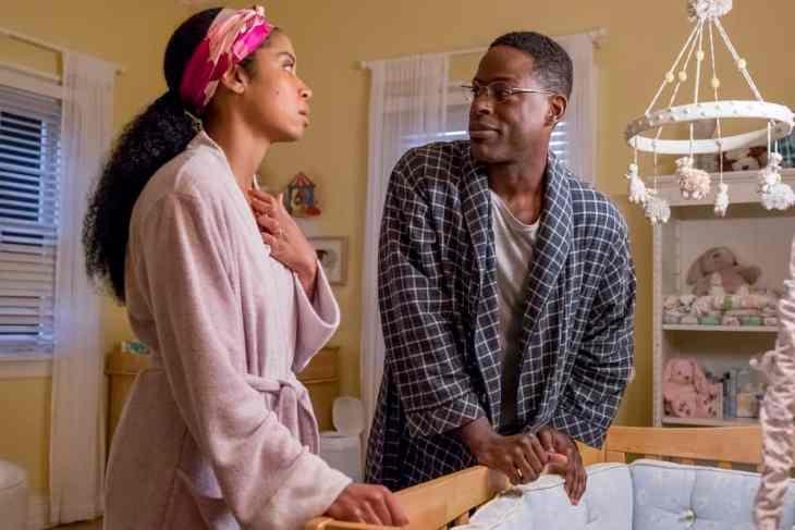 This is Us Season 3 Episode 17 - Susan Kelechi Watson as Beth, Sterling K. Brown as Randall