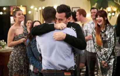 """Schitt's Creek Season 5 Episode 11 """"Meet the Parents"""""""