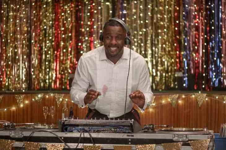Idris Elba - Turn Up Charlie on Netflix