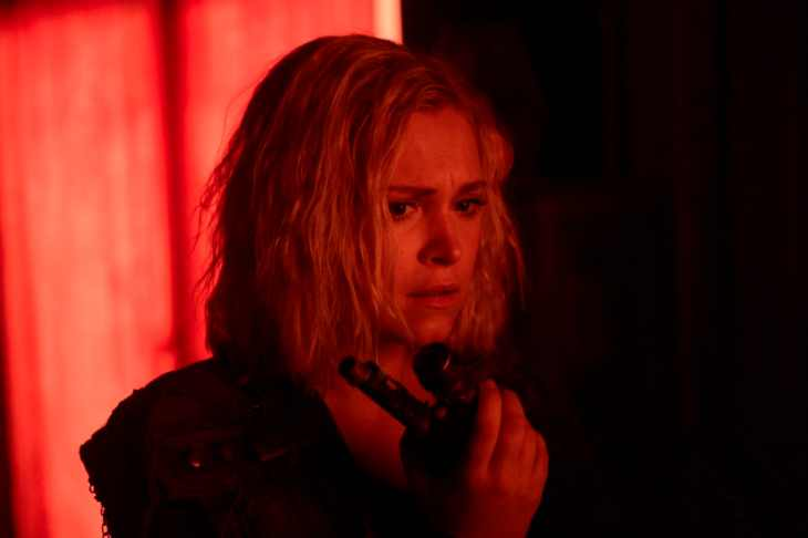 "The 100 Season 6 Episode 2, ""Red Sun Rising"""