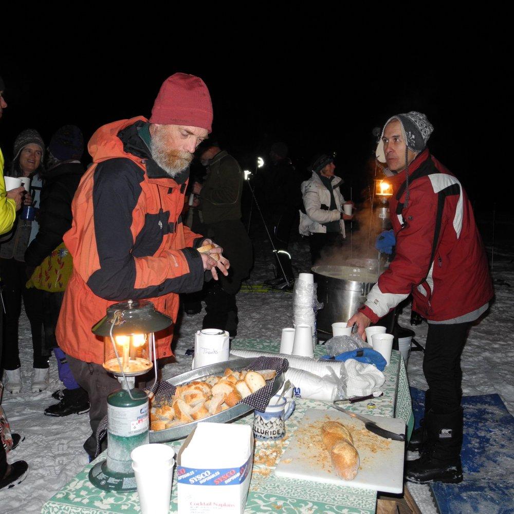Telluride's Full Moon Party