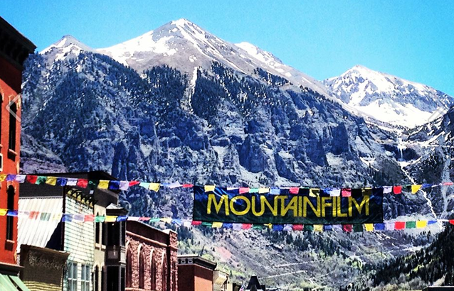 Celebrate Memorial Day Weekend at Mountainfilm in Telluride