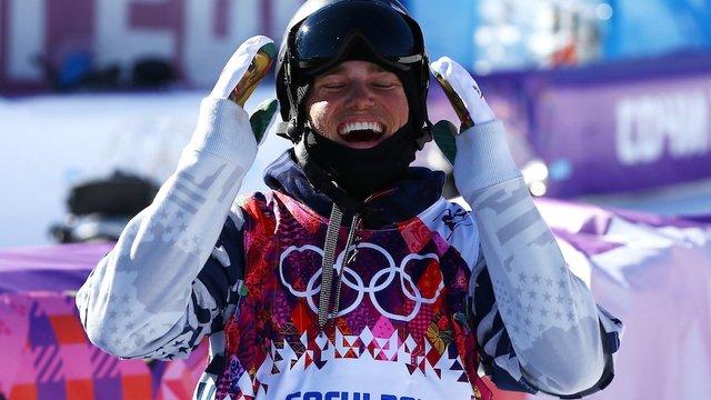 Gus Kenworthy, Sochi, Olympics, puppies, silver medal