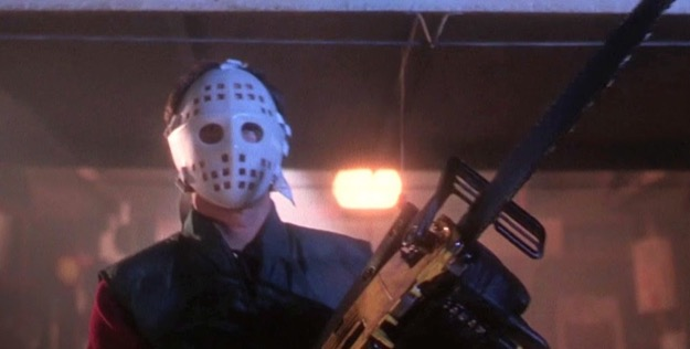 Chevy chase chainsaw