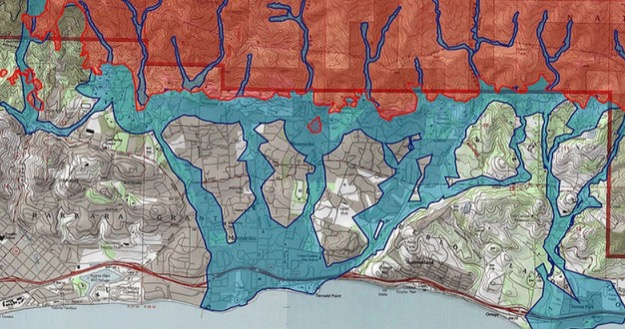 santa barbara county flood map