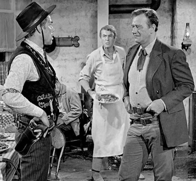 Liberty valance duke