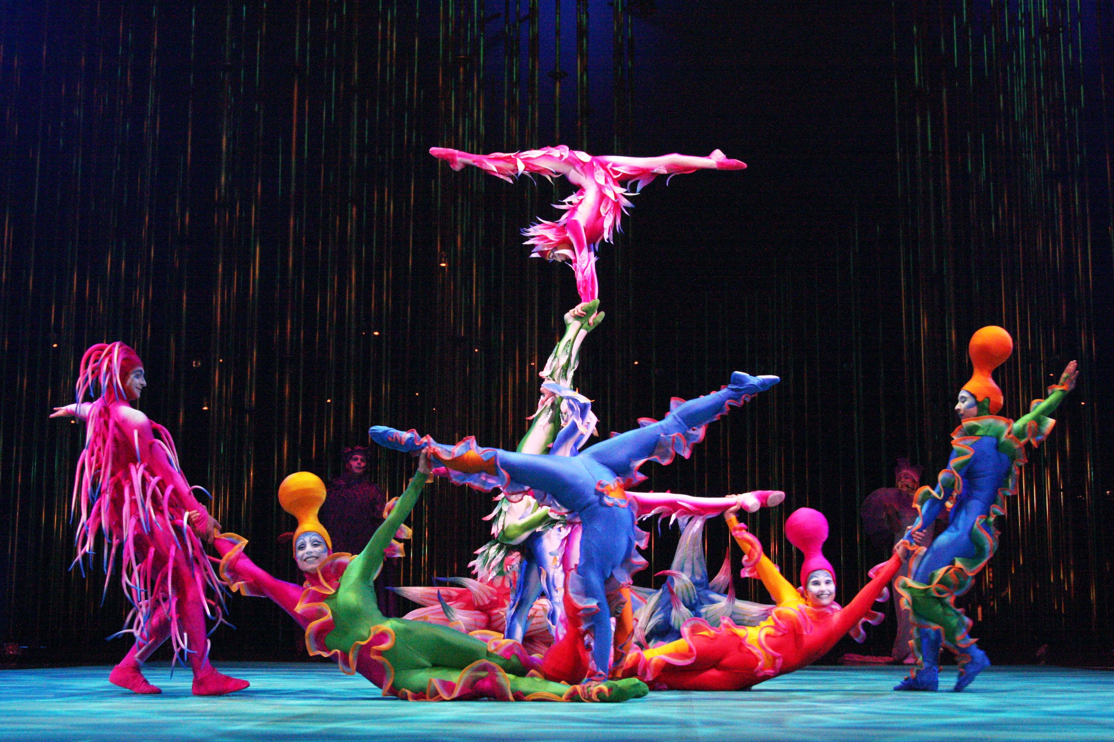 contortionist cirque du soleil how to join