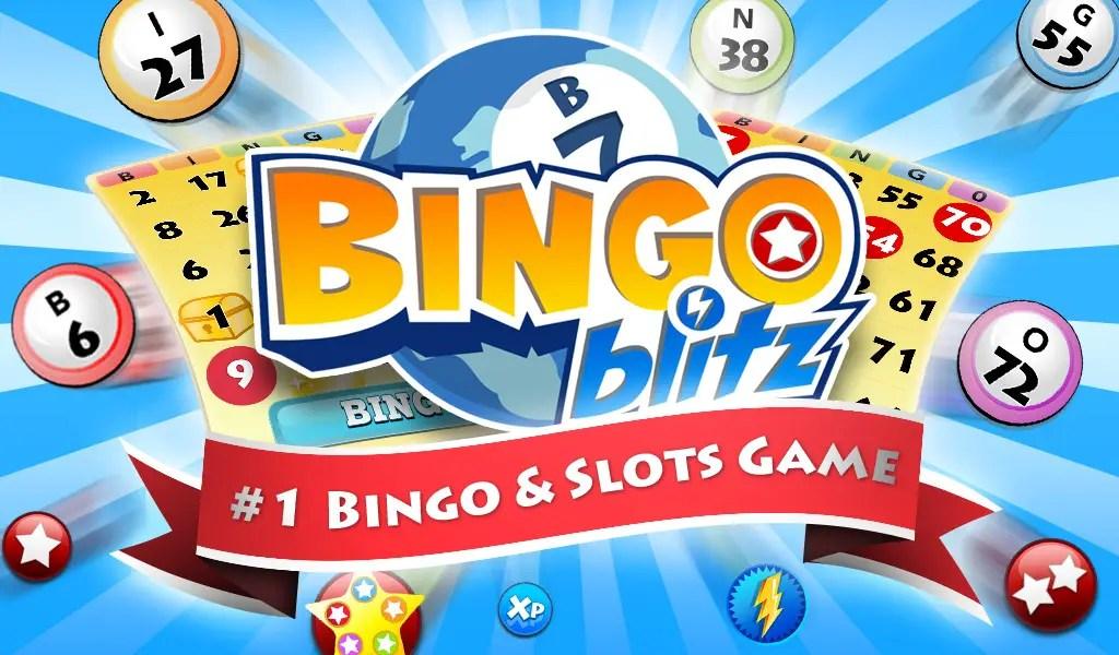 Play Bingo Blitz Facebook