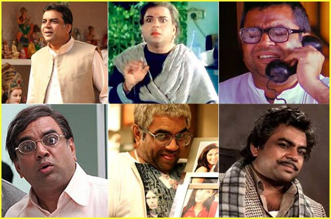 Image result for paresh rawal roles