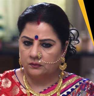 Ambika on Kindred hearts November Teasers 2019 Zee World