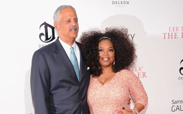 "Stedman Graham (a.k.a. 'Honey Graham') has been romantically involved with Ms. Winfrey since 1986.  Famous first and foremost for being Oprah's main squeeze, he's also an educator, business consultant and author who has written more than ten business-related and self-help books. Stedman seems to spend as much of his time reminding us that he's more than just Oprah's boyfriend than we do talking about the fact that he's Oprah's boyfriend. ""People put me in the box, you know. They define me by who she is, and she's a wonderful person and a great woman, but that's not  – I'm not Oprah,"" he told CBS This Morning back in 2012. ""That's who she is, that's not me."""