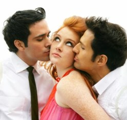 Image result for torn between two lovers