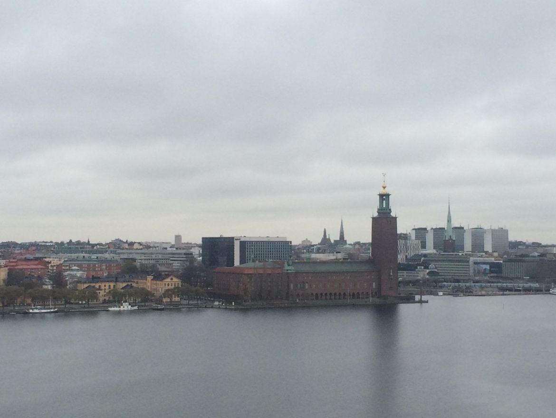 Estocolmo en 4 días: Ayuntamiento rojo